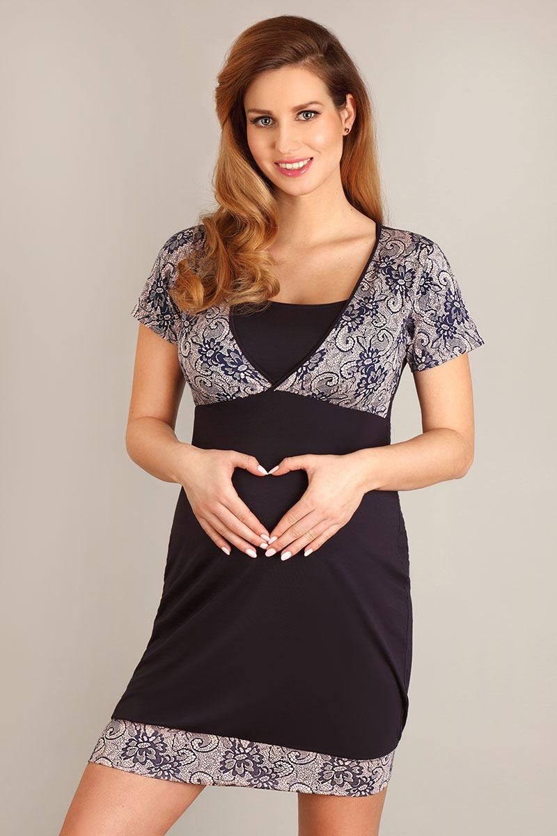 Сорочка для кормящих мам Lilli Lupoline