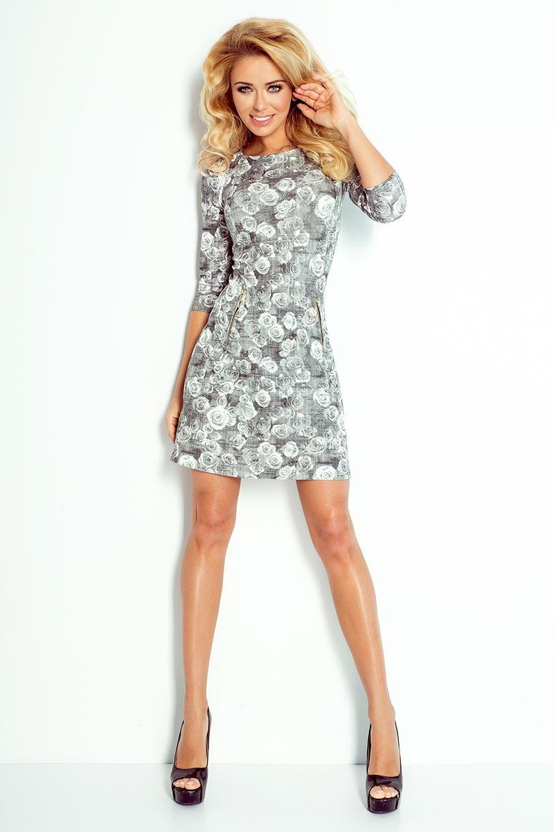 Женское цветочное платье Cecile Numoco