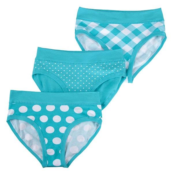 Детские трусики Turquoise 80512 - 3шт от Cornette