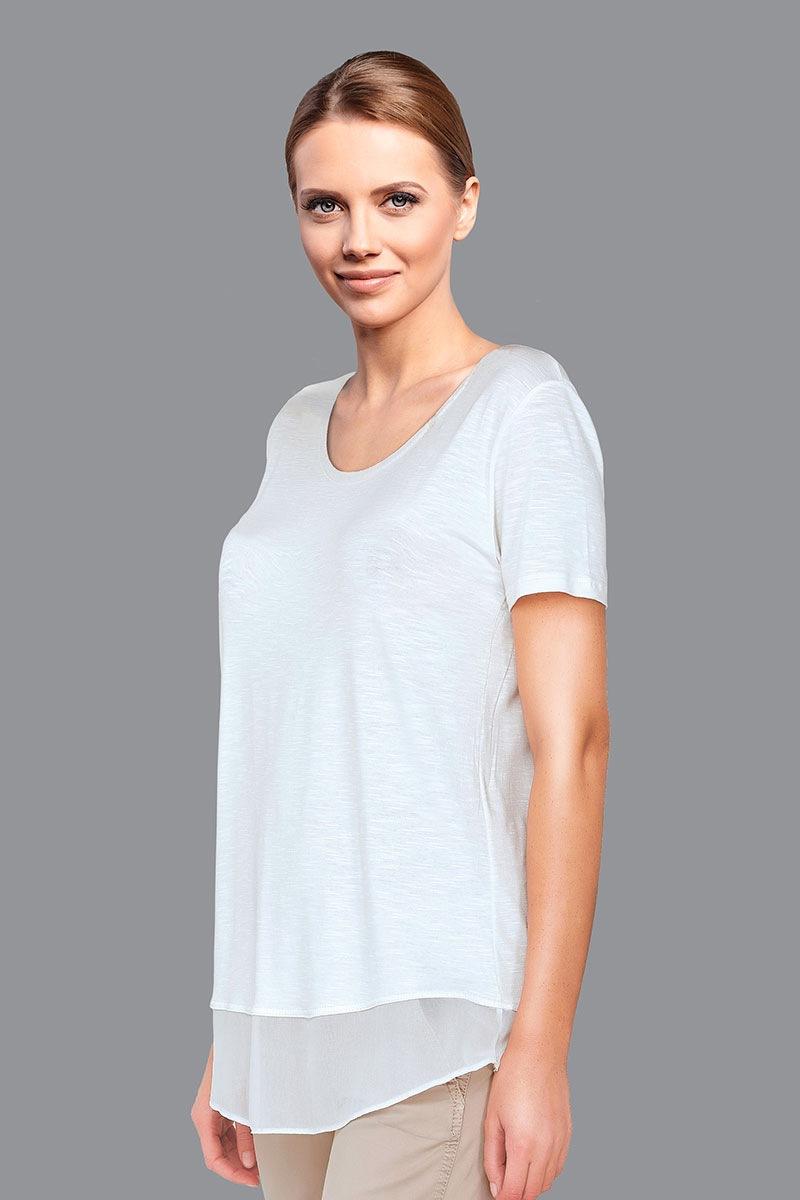 Женская футболка Belen White Jadea