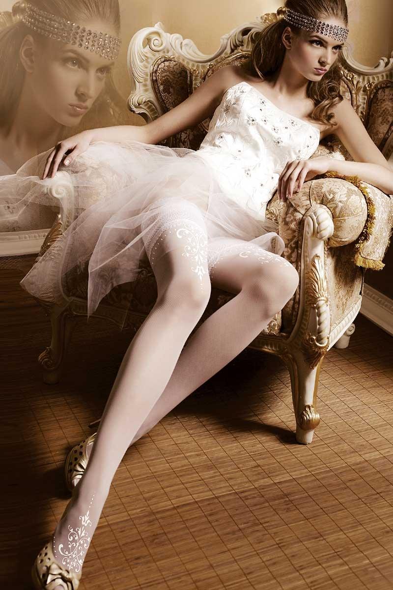 Роскошные самодержащиеся чулки Amous 007 Ballerina