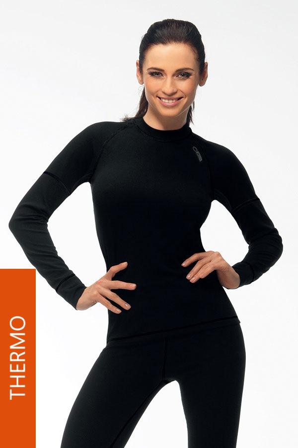 Женская теплая футболка Arca 1 MrsFitness