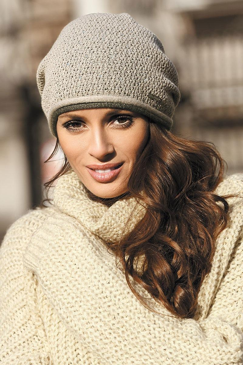 Женская шапка Benita Beige от Kamea