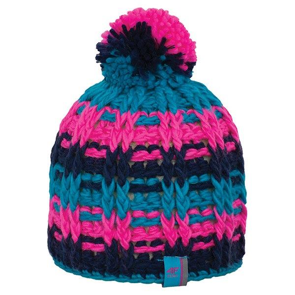 Теплая женская вязанная шапочка Kala от 4F