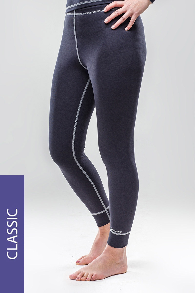 Термо штаны Classic - серые MrsFitness
