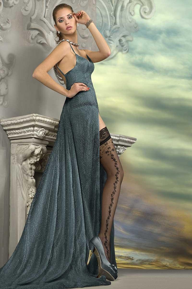 Роскошные самодержащиеся чулки J.Collection 213 от Ballerina