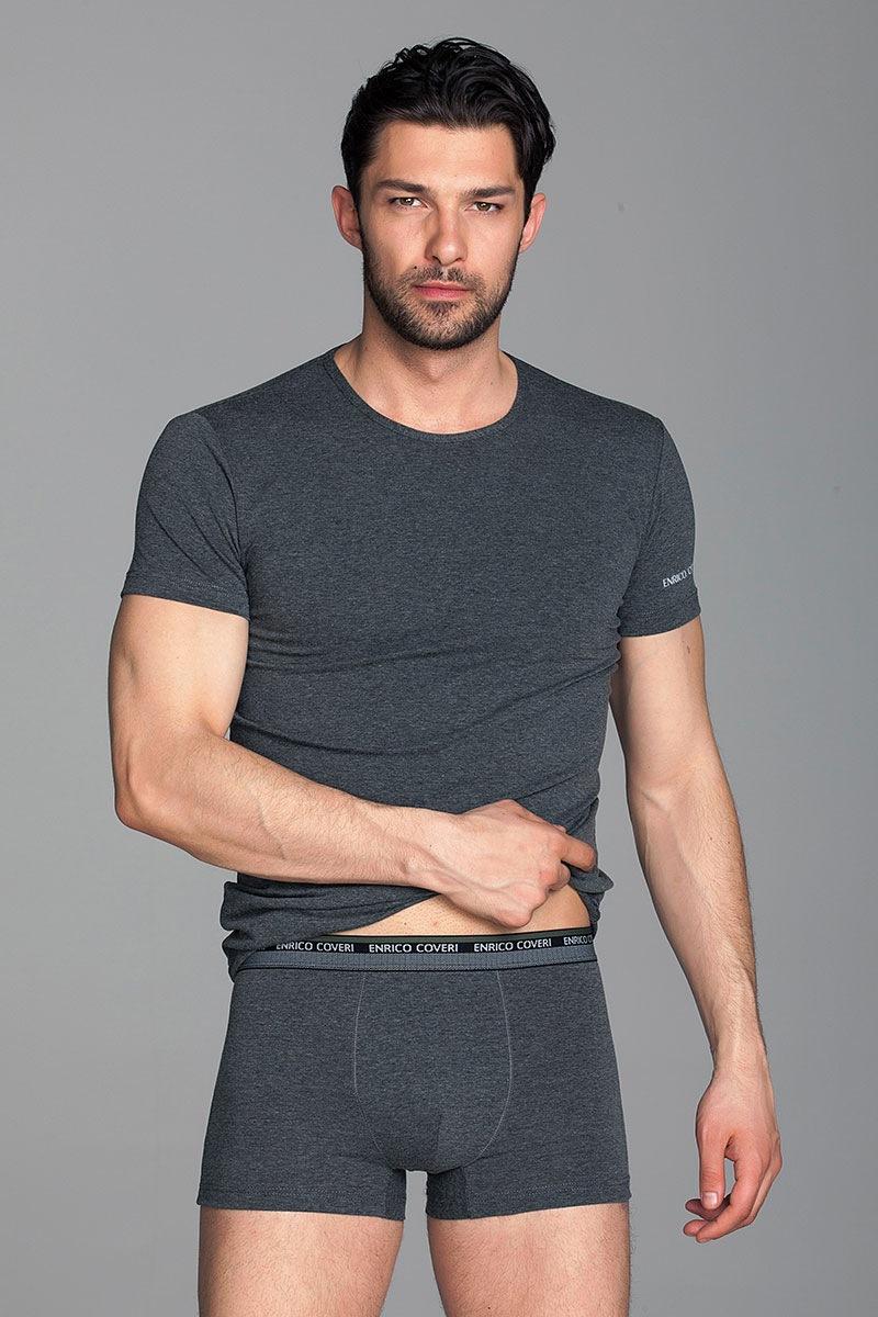 Мужской комплект Roberto2 - футболка, боксерки от Enrico Coveri