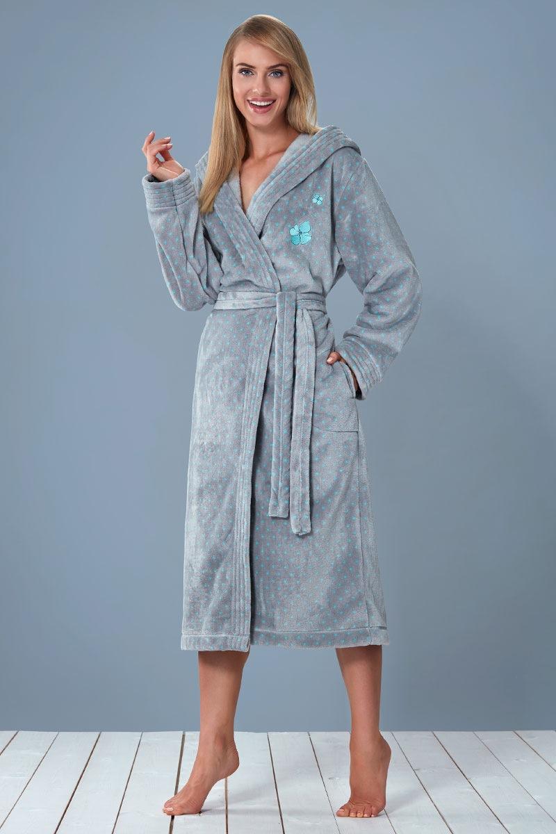 Женский халат Ellen Grey