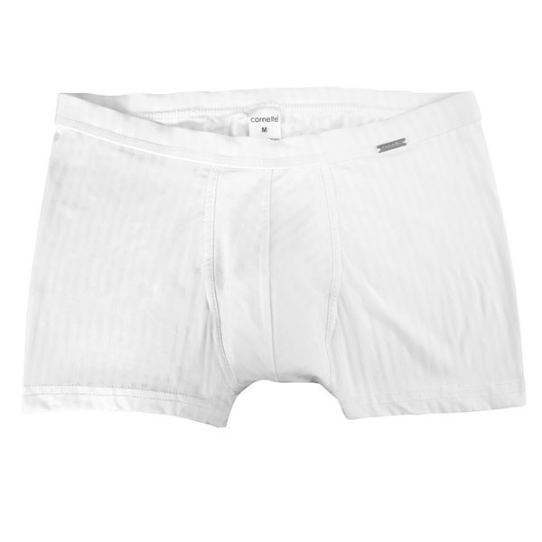 Мужские боксерки Infinity White 91001 от Cornette