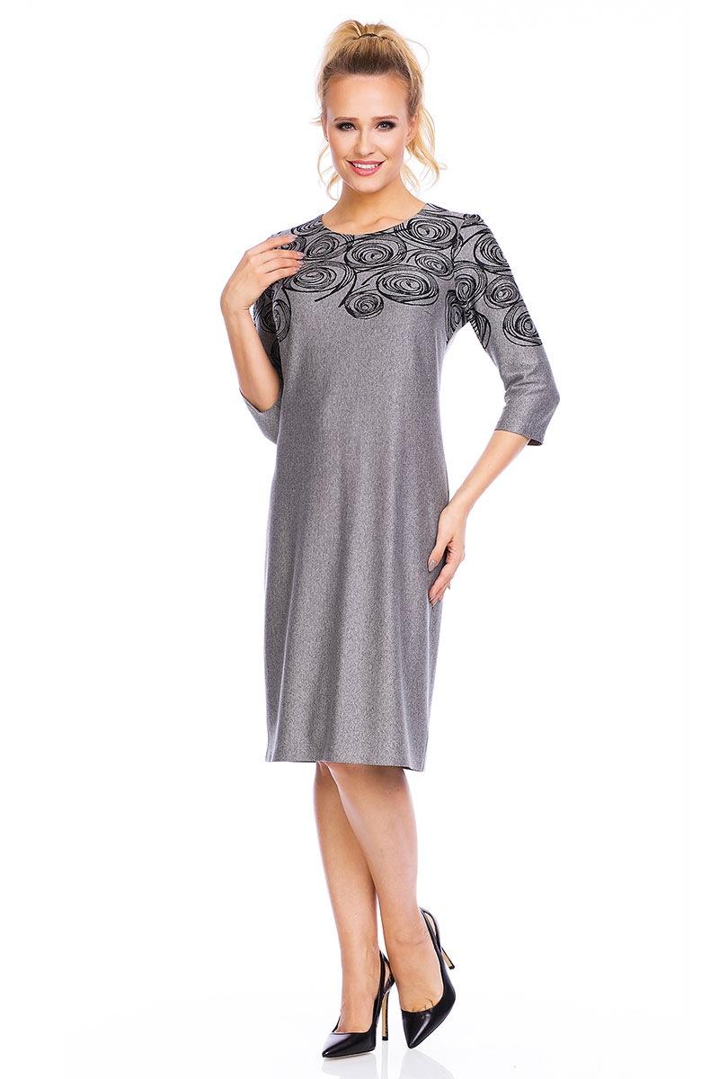 Женское платье Livia Grey с узором Lental