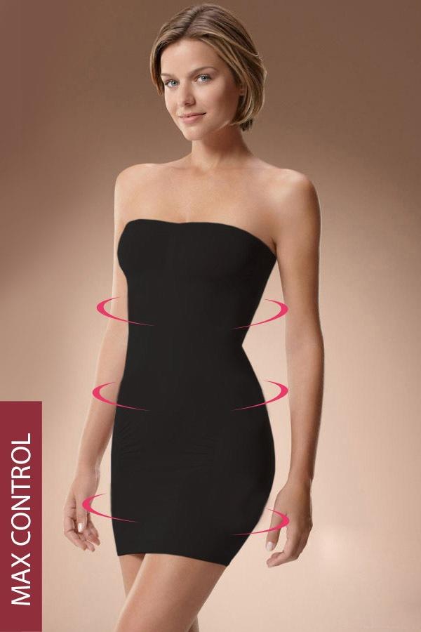 High-Утягивающее платье 50405-max коррекция Plie