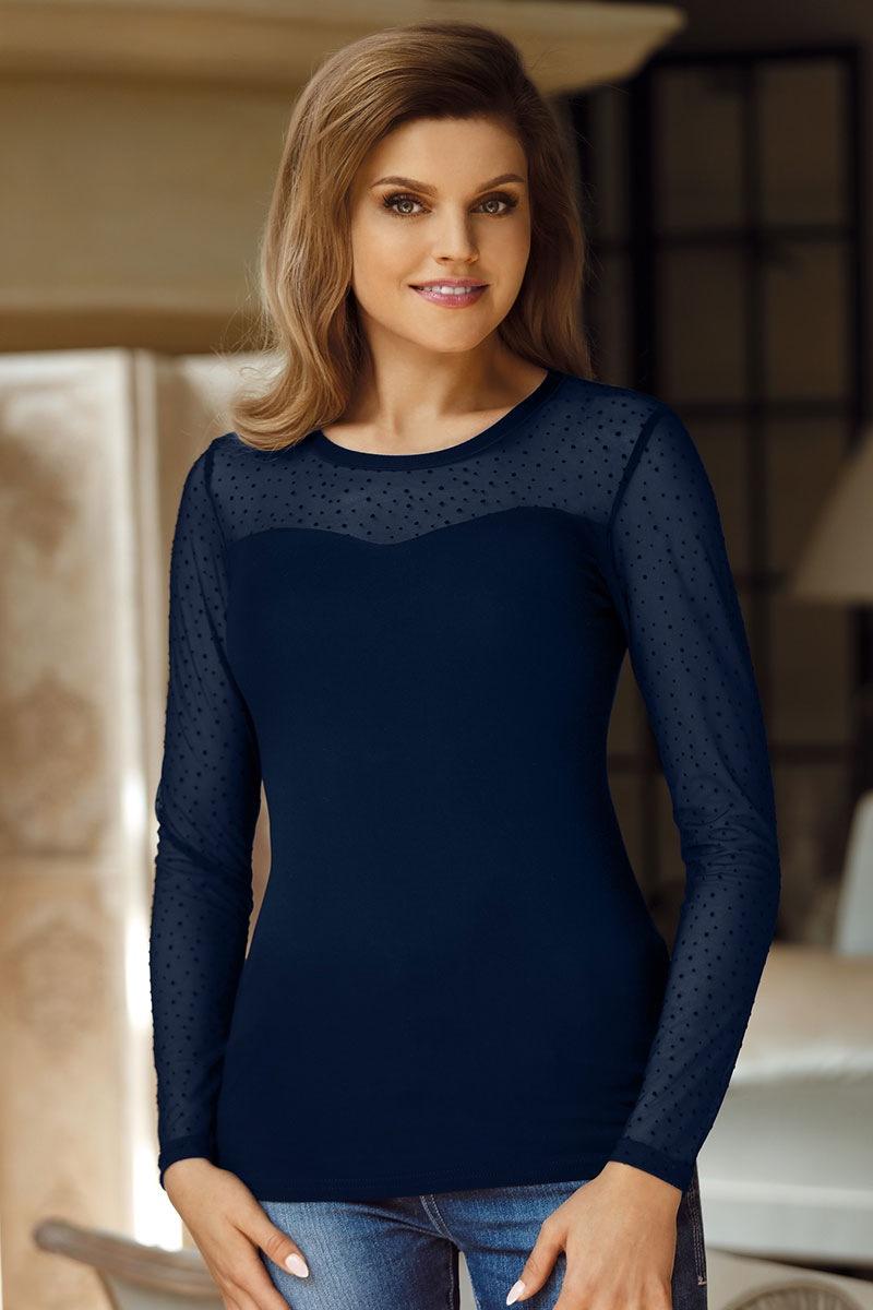 Женская блуза с длинными рукавами Olena Babell