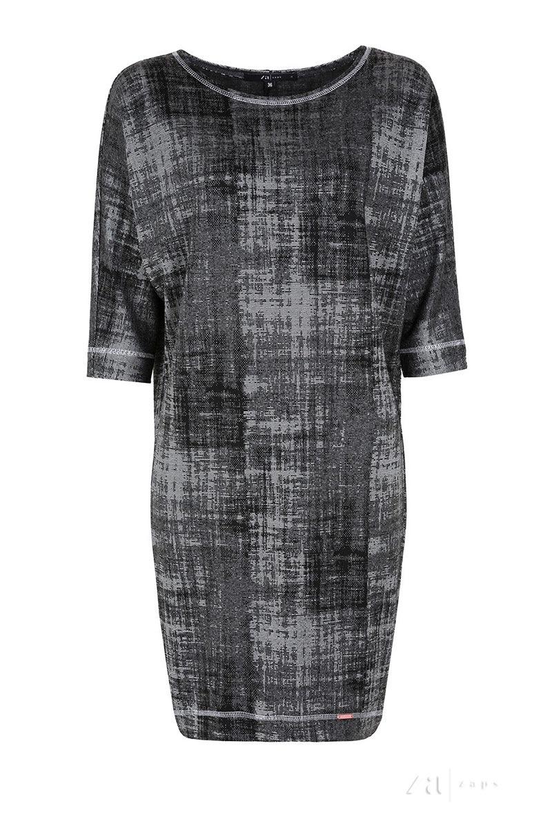 Элегантное женское платье Onita Grey Zaps