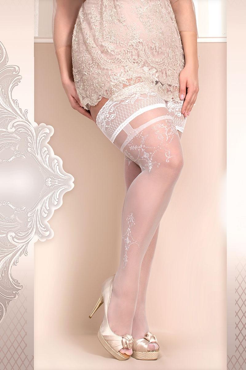 Роскошные самодержащиеся чулки Soft size 361 Ballerina