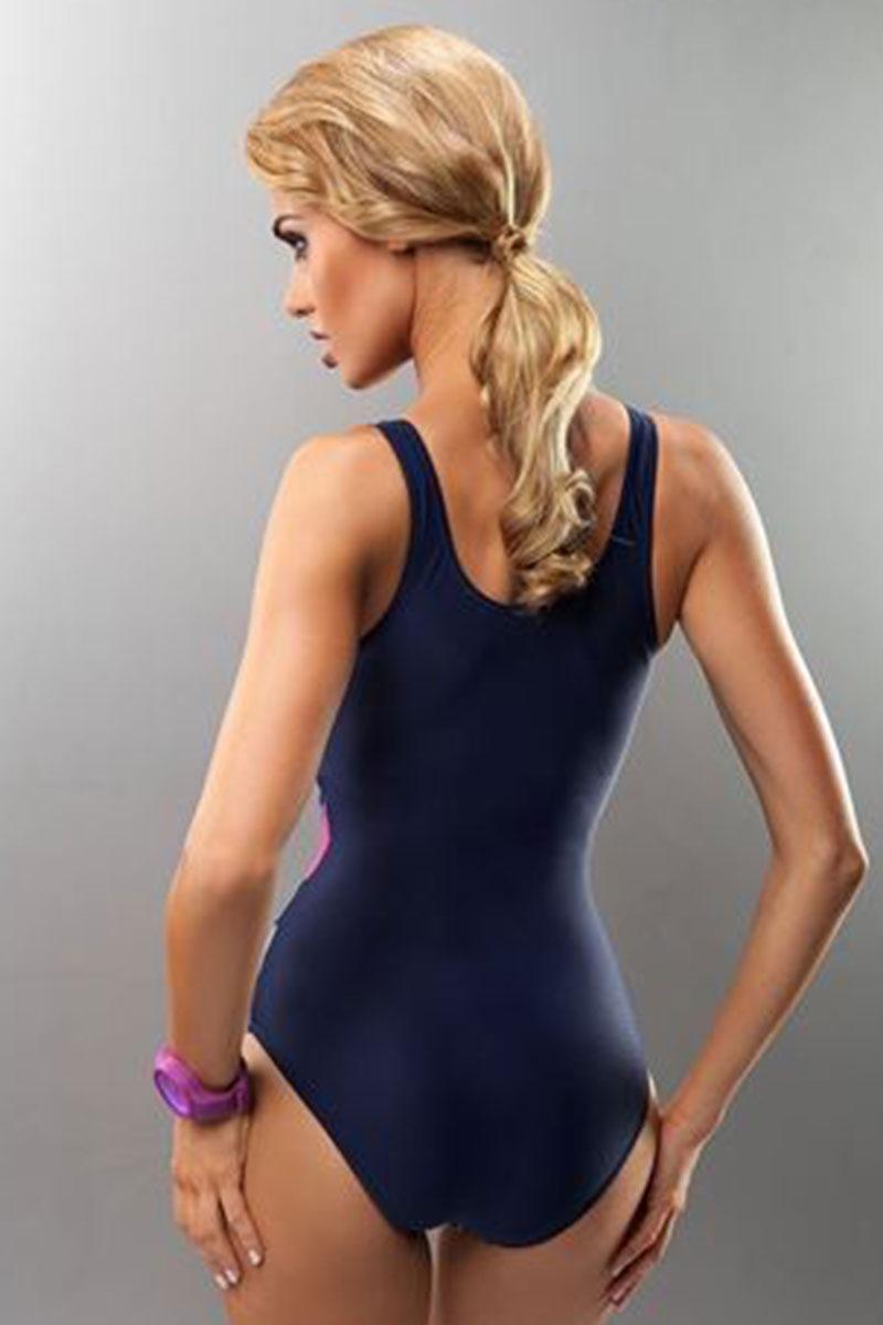 Женский спортивный цельный купальник Sevila Aquarilla