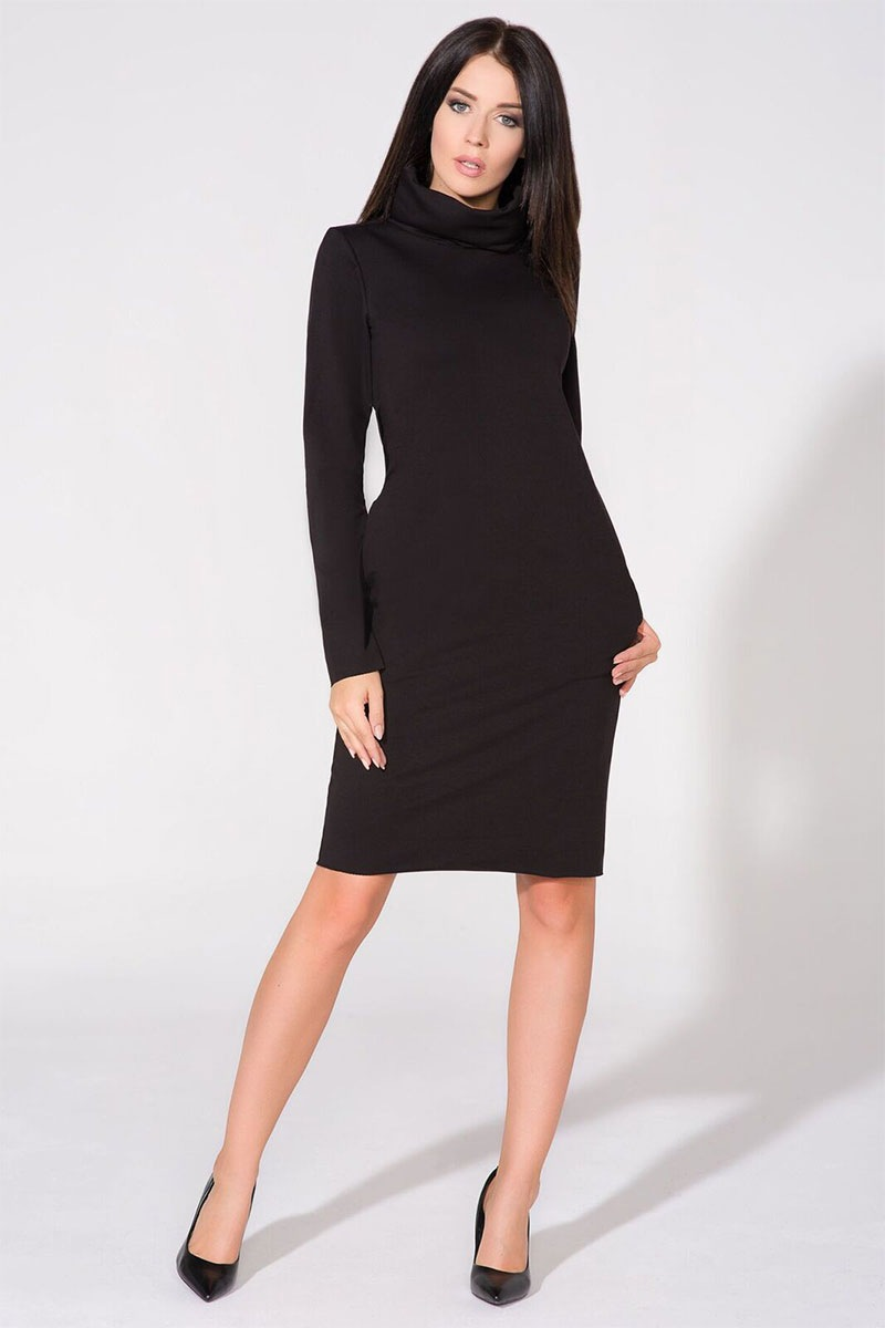 Женское элегантное платье T147 Tessita