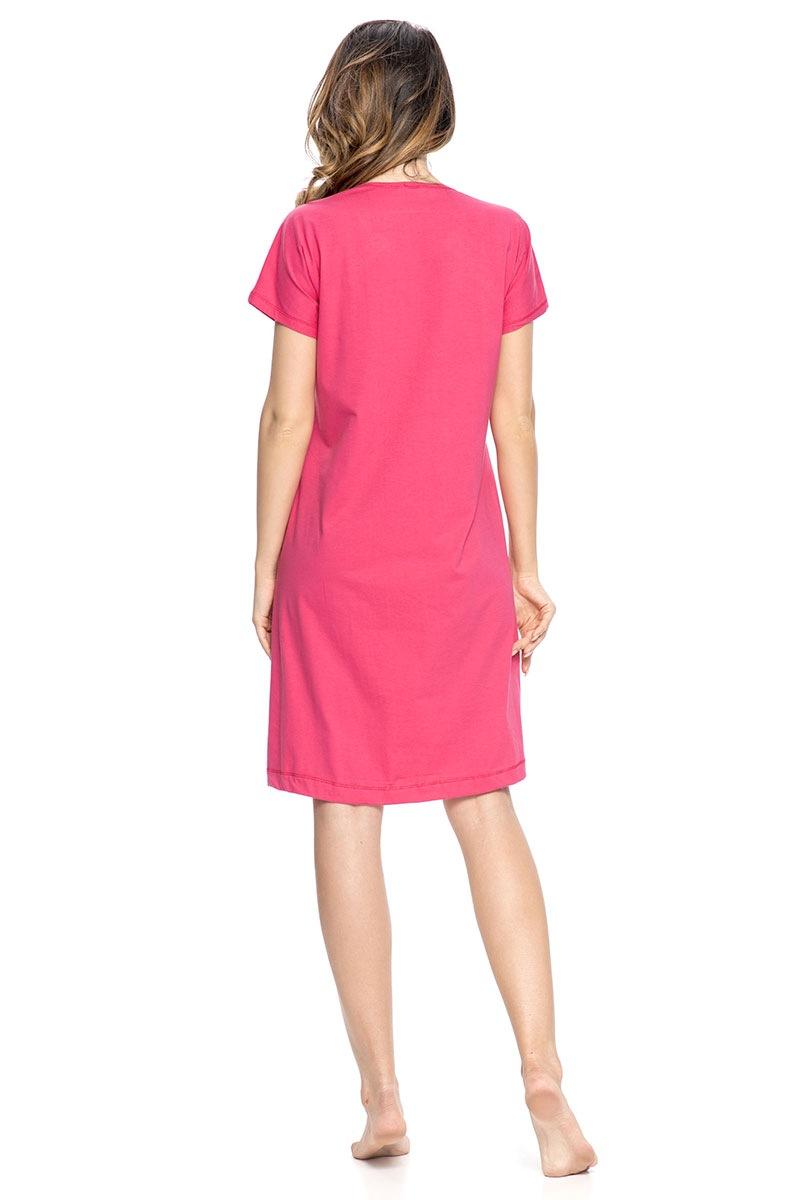 Сорочка для беременных и кормящих мам Mama Rose 9059 Dobra nocka