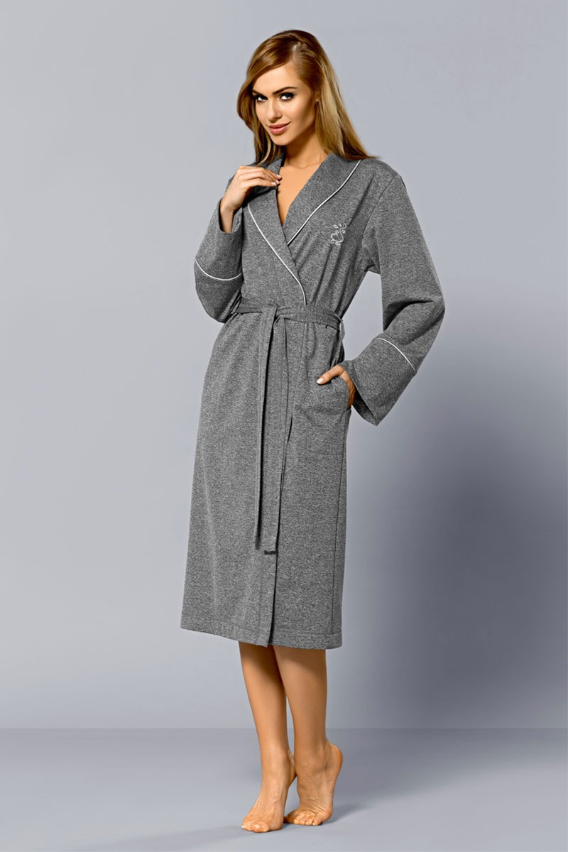 Женский халат Vega