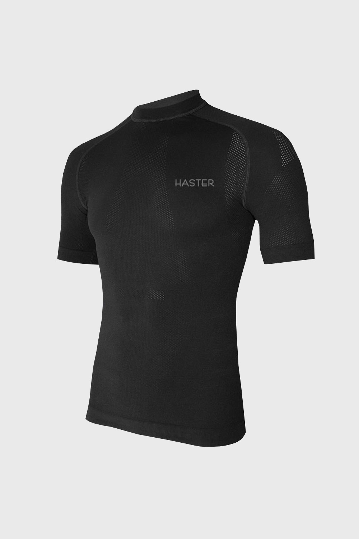 Антибактериальная мужская бесшовная футболка - волокна с содержанием серебра Haster