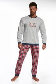 Мужская хлопковая пижама Winter