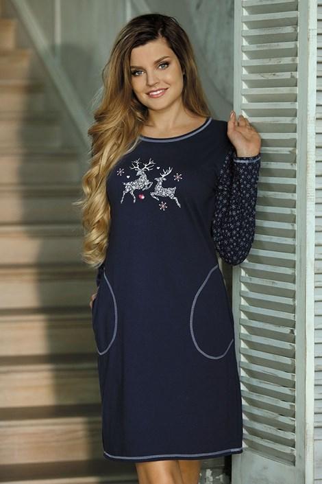 Женская ночная сорочка Deers Blue