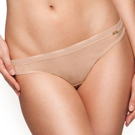Танга Gossard Glossies Nude