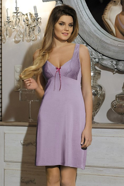 Элегантная сорочка Charlotta Lavender