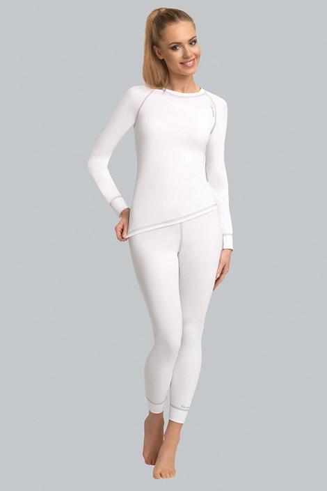 Термо штаны Classic - белые