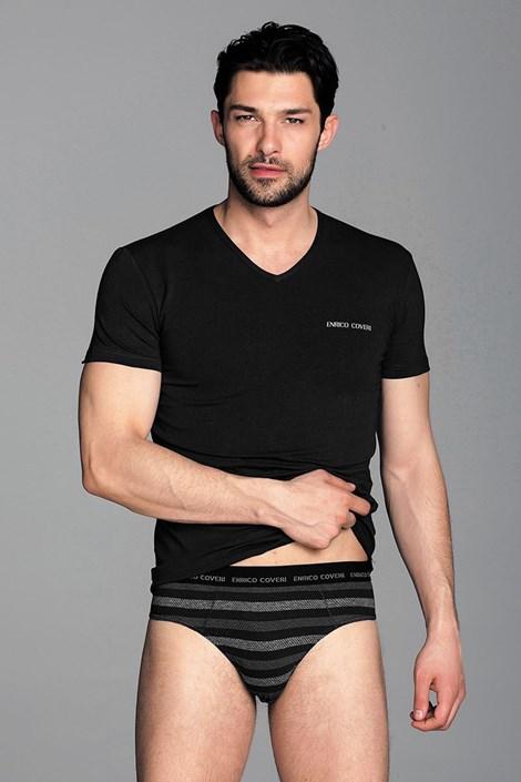 Мужской комплект Domenico2 - футболка, слипы