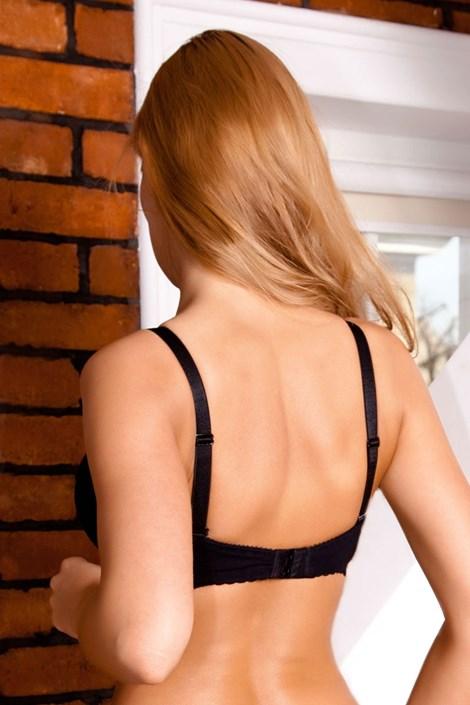 Бюстгальтер Emmanuela уплотненный с мягкими подушечками