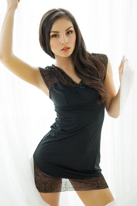 Элегантная сорочка Keisha