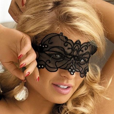 Эротическая повязка для глаз Lotus