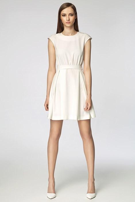Платье Bethany Ecru