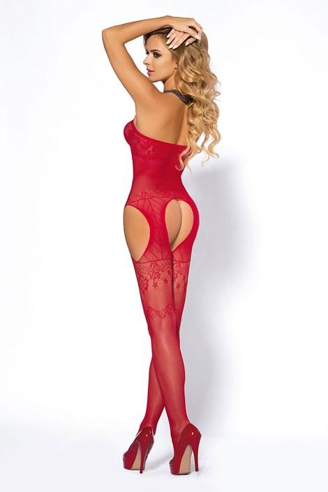 Бодистокинг Yoko Red