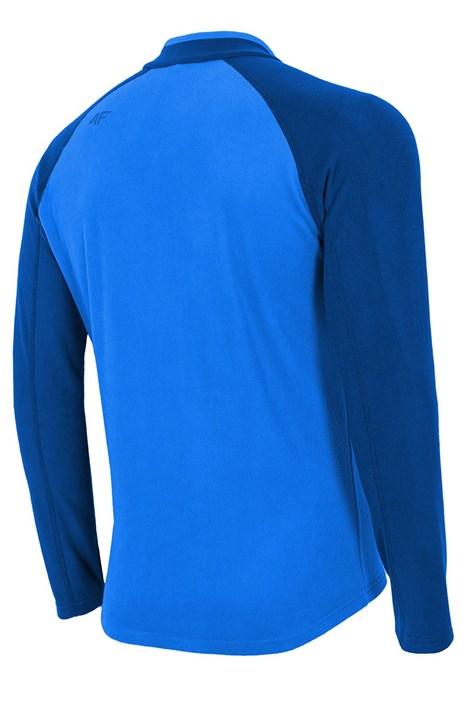 Мужская флисовая толстовка Blue 4f