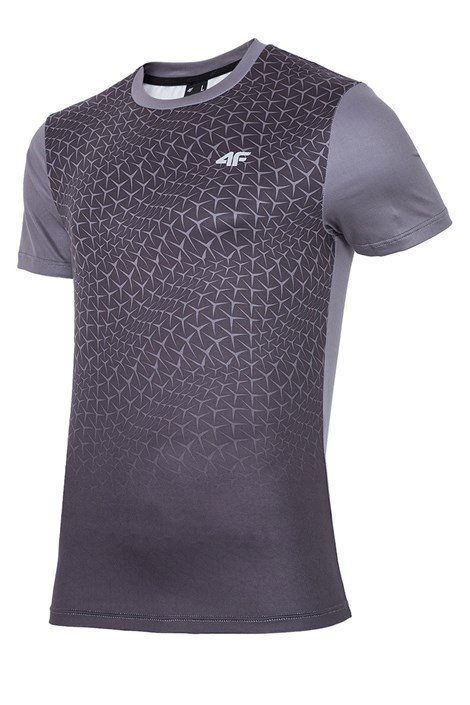 Мужская fitness футболка 4f Dynamic Black