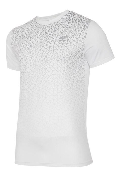 Мужская fitness футболка 4f Dynamic White