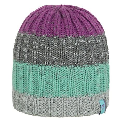 Теплая женская шапочка Lucy