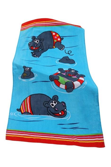 Детское пляжное полотенце Hipo