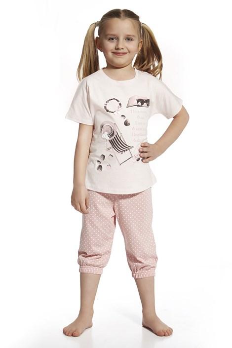 Пижама для девочек I love summer
