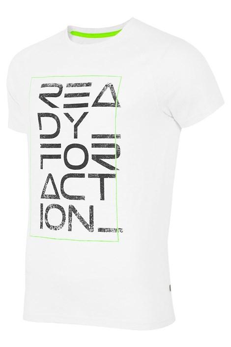 Мужская брендовая футболка 4F TSM029