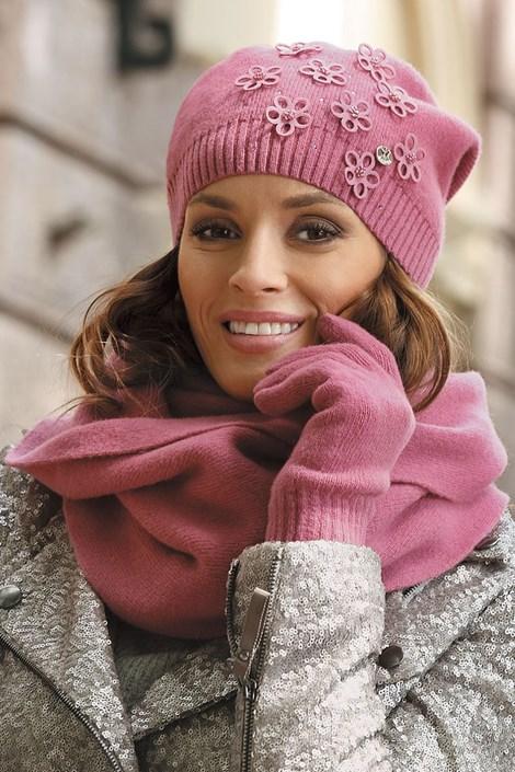 Женский шарф Marianella Pink