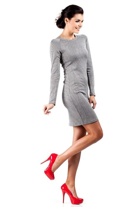 Женское осеннее платье 2 Moe039