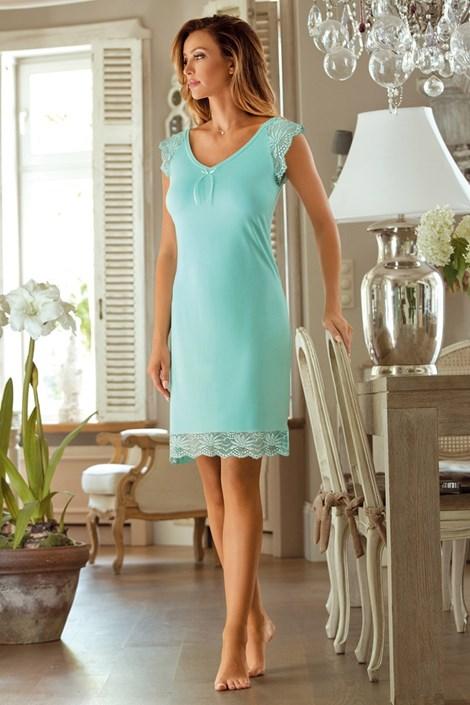Элегантная сорочка Naomi Mint