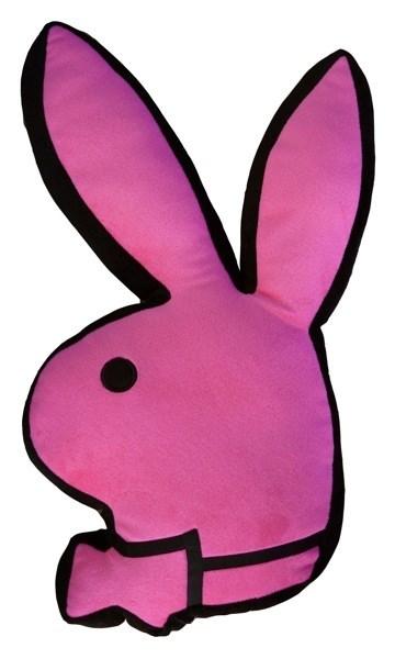 Подушка Bunny2 Dark Pink
