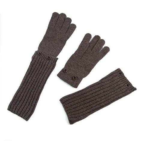 Стильные женские перчатки