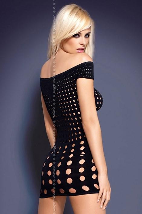 Платье Rocker Short Black