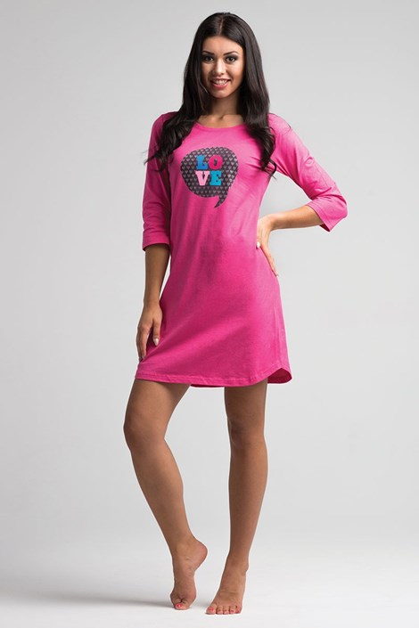 Женская ночная сорочка Love Pink