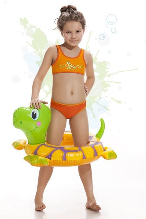 Купальник для девочек Turtle