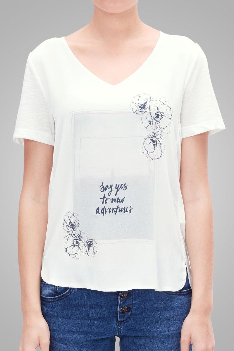 Элегантная женская блуза s.Oliver S.Oliver